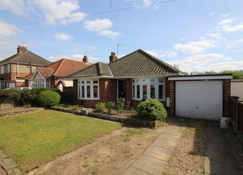 Thumbnail 3 bed detached house for sale in Hellesdon, Norwich