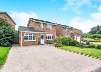 Thumbnail 3 bed detached house for sale in Smithstone Way, Girdle Toll, Irvine