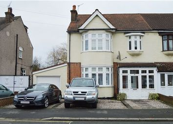 Thumbnail 4 bedroom semi-detached house for sale in Linden Street, Romford