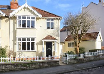 Thumbnail 3 bed terraced house for sale in St Albans Road, Westbury Park, Bristol