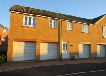 Thumbnail 2 bed maisonette to rent in Kingswood Road, Crewkerne
