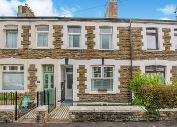 Thumbnail 3 bedroom terraced house for sale in Donald Street, Roath, Cardiff