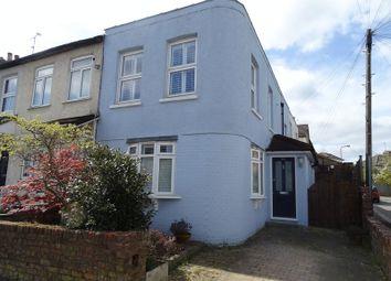 Thumbnail 2 bed terraced house for sale in Sebright Road, Barnet