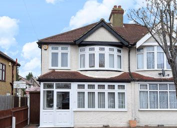 Thumbnail 3 bed semi-detached house for sale in Northway Road, Addiscombe, Croydon
