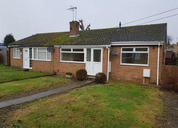 Thumbnail 2 bed semi-detached bungalow for sale in Lloyds Avenue, Kessingland, Lowestoft