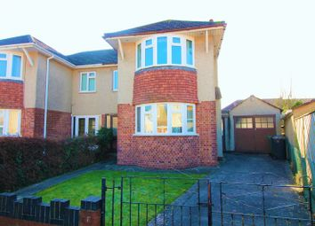 Thumbnail 3 bed semi-detached house for sale in Queensholm Close, Downend, Bristol