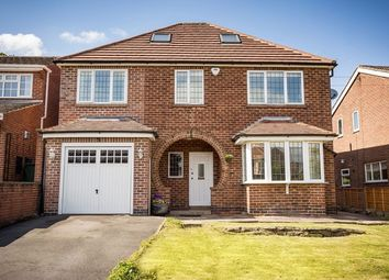 Thumbnail 5 bed detached house for sale in Mount Pleasant Drive, Belper, Derbyshire