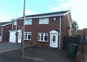 Thumbnail 2 bed semi-detached house to rent in Saxon Drive, Rowley Regis