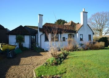Thumbnail 3 bed detached bungalow for sale in The Green, Frimley Green, Surrey