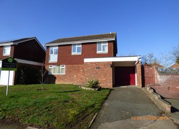 Thumbnail 4 bedroom detached house to rent in Meadow Gardens, Beccles