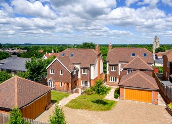 Thumbnail 6 bedroom detached house for sale in Moules Yard, Ashwell Street, Ashwell, Hertfordshire