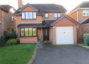 Thumbnail 4 bed property to rent in Park Road, Narborough, Leicester