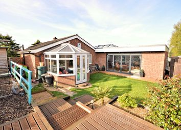 Thumbnail 4 bedroom detached bungalow for sale in Priory Close, Sporle, King's Lynn