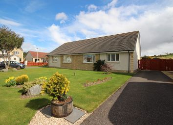 Thumbnail 3 bed semi-detached bungalow for sale in 50 Greenwood Gardens, Milton Of Leys, Inverness