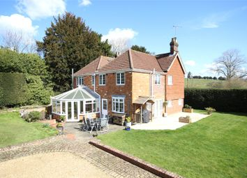 Thumbnail 5 bed detached house for sale in Lower Farringdon, Alton, Hampshire