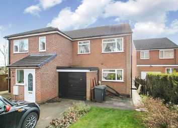 3 bed semi-detached house for sale in High Spannia, Kimberley, Nottingham NG16