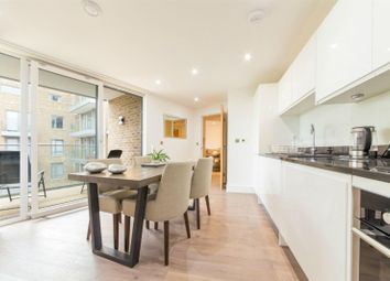 Thumbnail 2 bedroom property for sale in Slate House, 11 Keymer Place, Canary Gateway, London