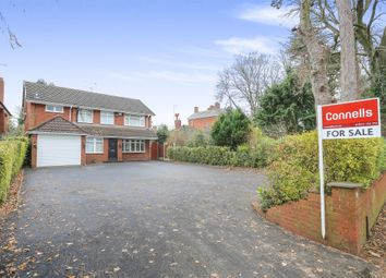 Thumbnail 4 bed detached house for sale in Finchfield Road West, Finchfield, Wolverhampton