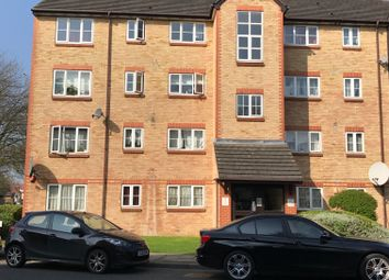 Thumbnail 1 bed flat to rent in Cygnet Close, Neasden