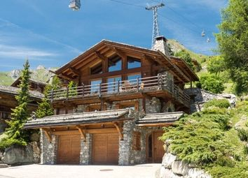 Thumbnail 4 bed detached house for sale in Large Chalet In Verbier, Verbier, Valais