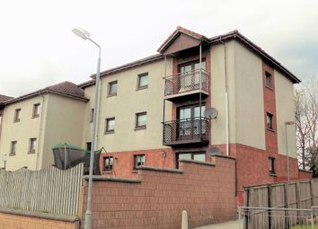 Thumbnail 3 bed flat for sale in 205 Calderglen Court, Mull, Airdrie., Airdrie