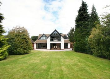 Thumbnail 5 bed detached house for sale in Monastery Drive, Solihull