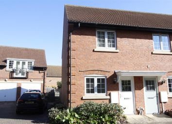 Thumbnail 2 bed end terrace house to rent in Gilpin Close, Bourne