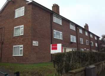 Thumbnail 1 bed flat to rent in Friarswood Road, Newcastle-Under-Lyme
