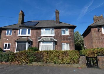 Thumbnail 3 bed semi-detached house for sale in Mersey Bank Avenue, Chorlton, Manchester, Greater Manchester