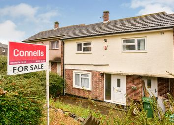 Thumbnail 3 bed terraced house for sale in Redhill Close, Plymouth