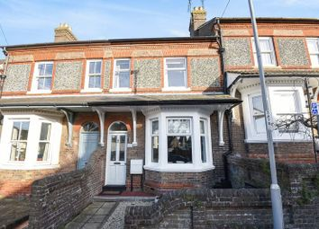 Thumbnail 3 bed terraced house for sale in Alexandra Road, Dorchester