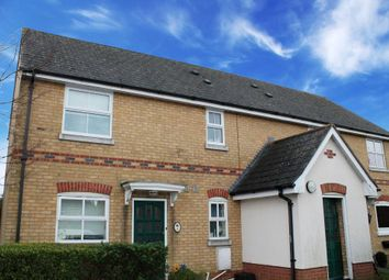 Thumbnail 1 bed flat for sale in Grant Close, Wickford, Essex
