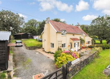 Thumbnail 4 bed detached house for sale in Sourton, Okehampton