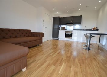 Thumbnail 1 bed flat to rent in Porters Way, West Drayton