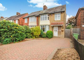 Thumbnail 3 bed semi-detached house for sale in Eastfield Road, Wellingborough, Northamptonshire