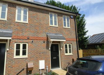 Thumbnail 2 bed semi-detached house to rent in New Road, Northchurch, Berkhamsted