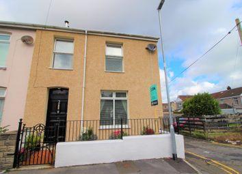 Thumbnail 4 bed end terrace house for sale in Elizabeth Street, Llanelli