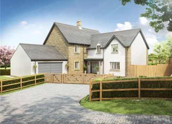 Thumbnail 5 bedroom detached house for sale in New Town Park, Newtown, Toddington, Cheltenham