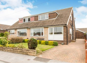 Thumbnail Semi-detached house for sale in Royds Lane, Rothwell, Leeds, West Yorkshire
