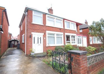 Thumbnail 3 bed semi-detached house for sale in Houseman Place, Blackpool
