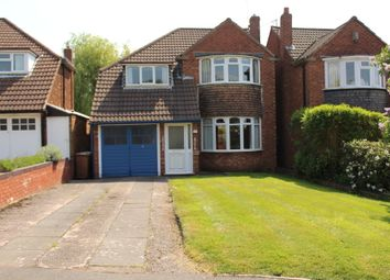 Thumbnail 3 bed detached house for sale in Calthorpe Close, Walsall