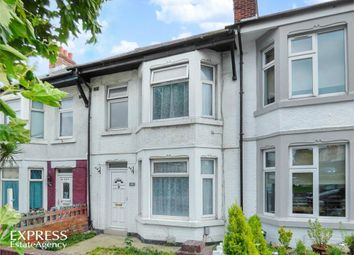 Thumbnail 3 bedroom terraced house for sale in Gladstone Road, Barry, Vale Of Glamorgan