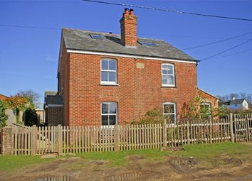 Thumbnail 3 bed semi-detached house for sale in South Weirs, Brockenhurst
