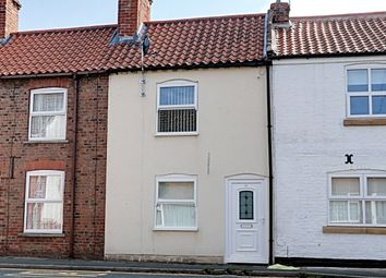Thumbnail 2 bed terraced house for sale in Main Street, Preston, Hull, East Yorkshire