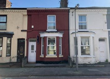 Thumbnail 2 bed terraced house for sale in Rockhouse Street, Anfield, Liverpool