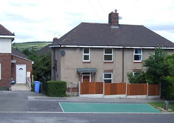 Thumbnail 3 bed semi-detached house to rent in Butterthwaite Road, Shiregreen, Sheffield