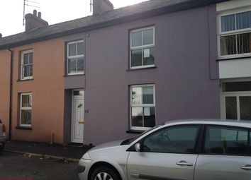 Thumbnail 3 bed terraced house to rent in 3 Mill Street, Lampeter, Ceredigion