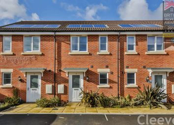 Thumbnail 2 bed terraced house for sale in Wendercliff Close, Bishops Cleeve, Cheltenham