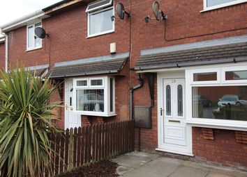Thumbnail 2 bed town house for sale in Summersgill Close, Heywood