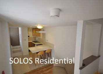 Thumbnail 1 bed flat to rent in Watcombe Circus, Carrington, Nottingham